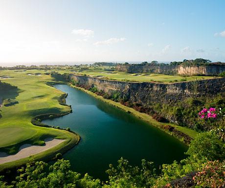 Golf at Sandy Lane