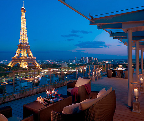 Million dollar views 6 of the world 39 s best city hotel for Best modern hotels in the world