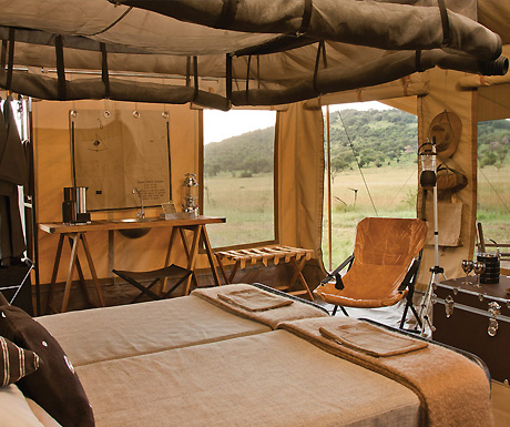 Bid on a 4 night Singita safari for 2 people and experience the vast expanse of the Serengeti plains - A Luxury Travel Blog