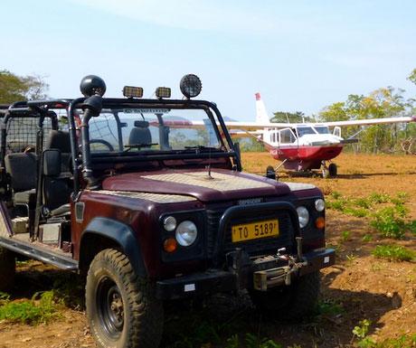 Tongole airstrip