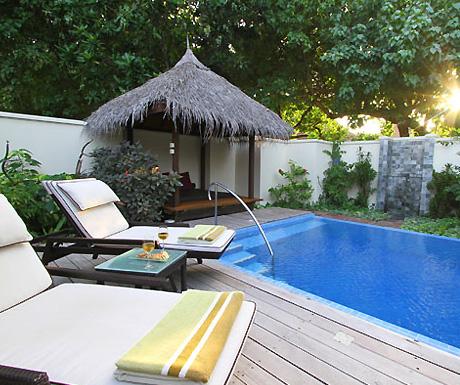Deluxe Pool Villa, Kurumba