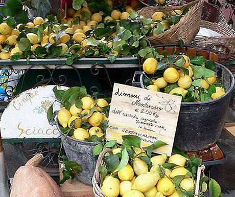 Monterosso Lemon Festival
