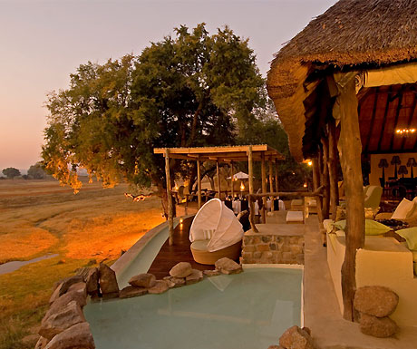 Lodge in Zambia