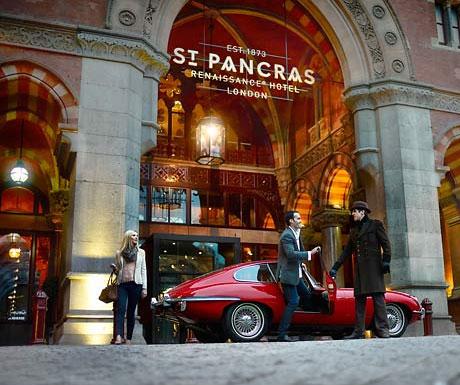 Marriott St. Pancras