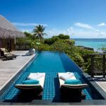 The top 5 pool villas in the Maldives