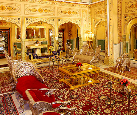 Is this the most expensive suite in India  A Luxury Travel Blog - Decorated Dining Rooms
