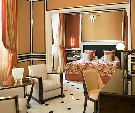 Regina Baglioni suite