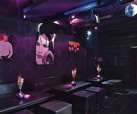 Secret Bar