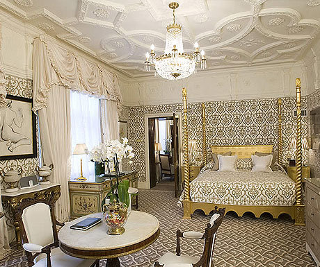 Suite of the week: The Tudor Suite at the Milestone Hotel, London, UK - A Luxury Travel Blog
