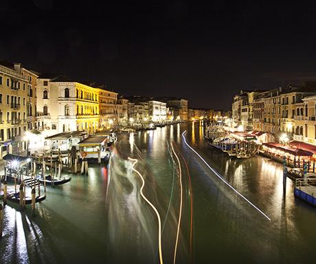 Venice trails