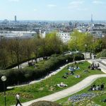 The perfect time to explore M�nilmontant and Belleville in east Paris