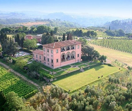 A free night in the Tuscan hills - A Luxury Travel Blog