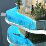 Ambitious Mumbai development which sees balconies replaced with swimming pools