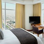 Welcome to quiet luxury at the JW Marriott Marquis Hotel Dubai