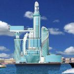 Plans for luxury hotel on artificial island off Barcelona, costing 1.5 billion euros