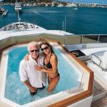 Inside a billionaire's 205-foot megayacht