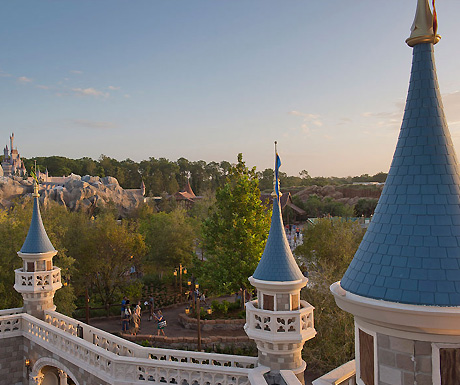 Fantasyland, Disney World