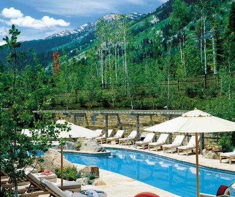 Four Seasons Resort Jackson Hole, Wyoming, USA