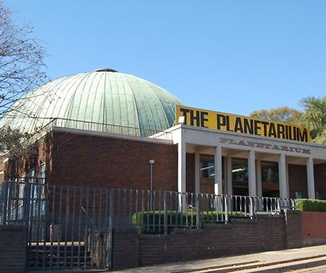 Joburg planetarium