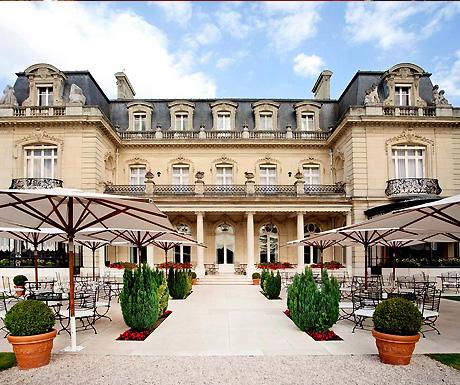 Chateau Les Crayeres, France