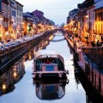 Explore Milan�s canal district and welcome the arrival of Summer at the Festa dei Navigli