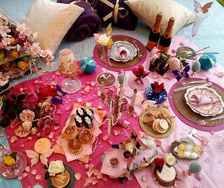 My London Planner picnic