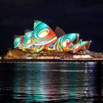 Light, music and ideas come to Sydney Harbour
