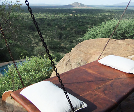 Tassia Lodge, Kenya