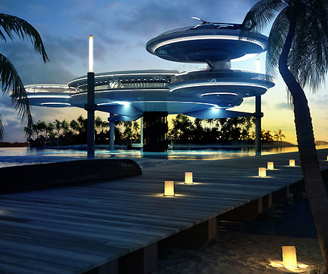 Underwater hotel in dubai a luxury travel blog for Luxury travel in dubai