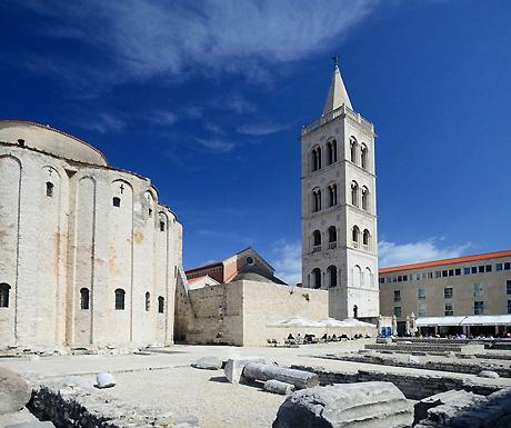 The Forum, Zadar