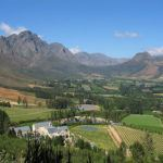 Franschhoek: a little piece of France nestled between the mountains of South Africa