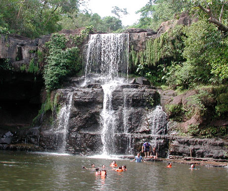 Namtok Khlong Chao waterfall