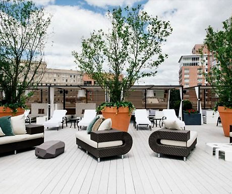 Rooftop at Revere Hotel