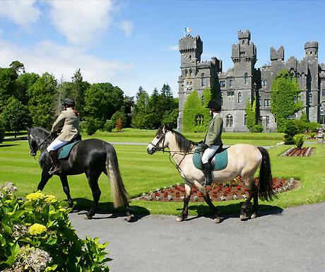 Ashford Castle, Cong, Co. Mayo