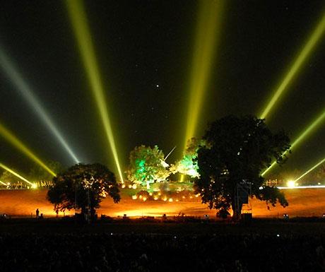 Avignon lights