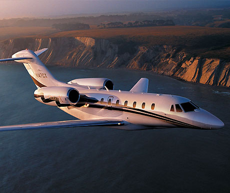New Citation X