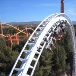 The world's fastest rollercoaster