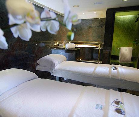 Intercontinental Hong Kong spa