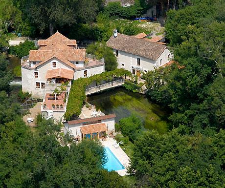Le Moulin de Larcy