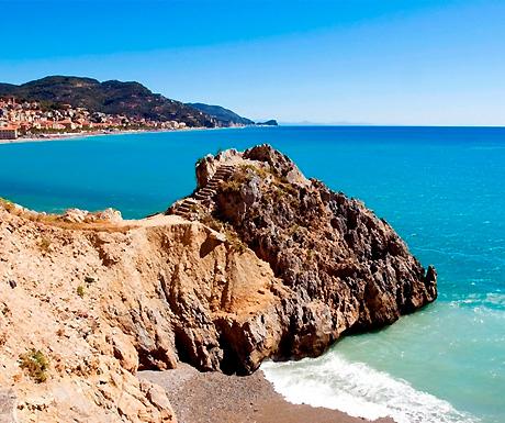 Liguria beach