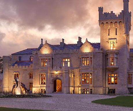Lough Eske Castle, Donegal
