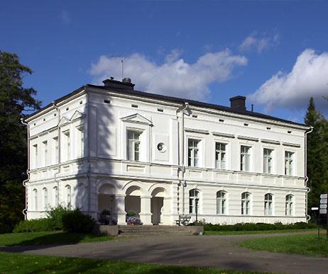 Svartå Manor, Mustio