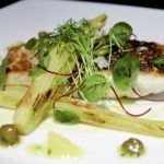 Recipe of the week: Wild sea bass with baby fennel, capers and lemon