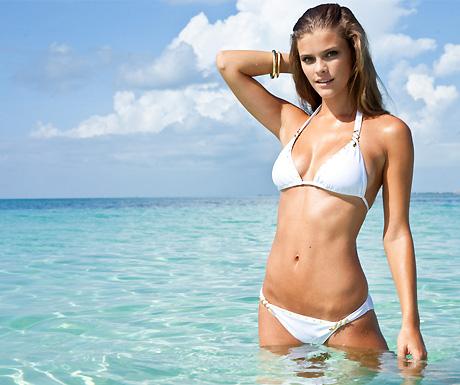 Serpentine bikini