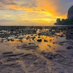Photograph of the week: Sunset at Tonsai Bay, Thailand