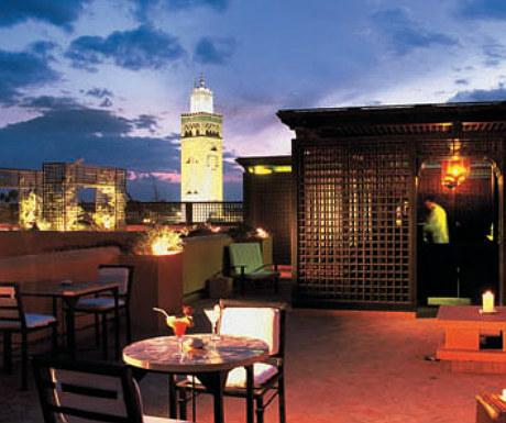 5 incredible rooftops in marrakech a luxury travel blog for Restaurant jardin marrakech