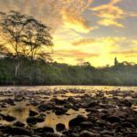 Photograph of the week: Sunset over Temburong National Park, Brunei