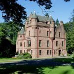 Enjoy the best of Scotland�s views from your own castle