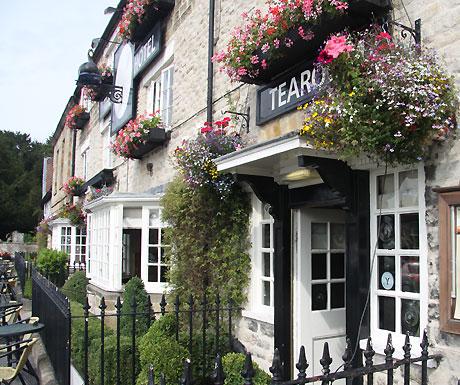 The Black Swan Helmsley tearooms