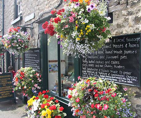 Flowers in Helmsley
